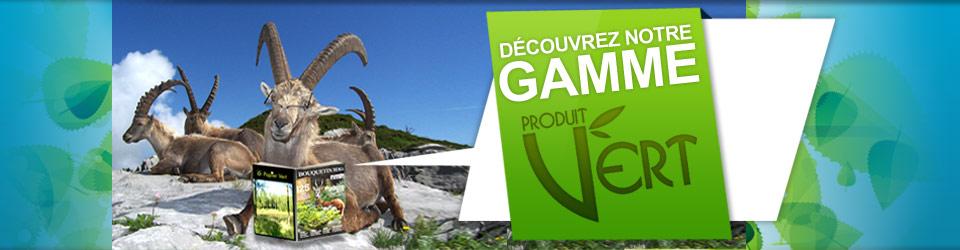 Découvrez le print en gamme vert : cartes de visite, flyers, dépliants, brochures, affiches, chemises - Agence de communication en Savoie : Créalp