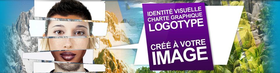 Logo, Identité visuelle, Charte Graphique - Agence de communication en Savoie : Créalp