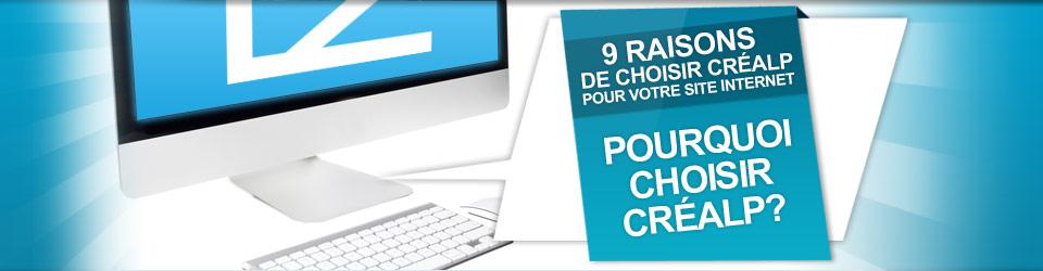 Créalp - Création de Site Internet en Tarentaise (Savoie)