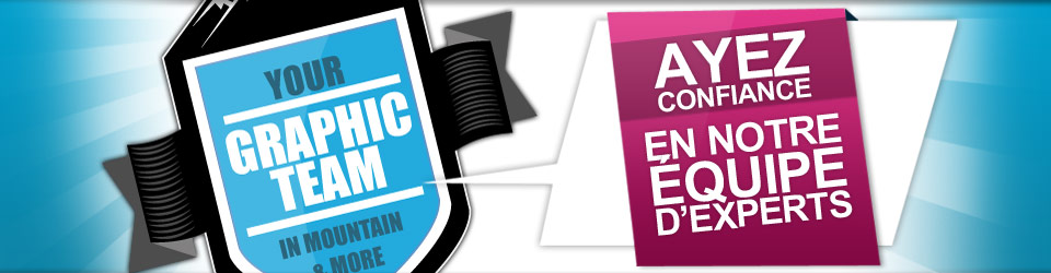 Agence Crealp - Logo, Graphisme et Webdesign en Savoie