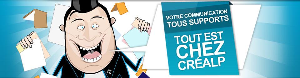 Print - Signalétique : Votre communication tous supports en Savoie