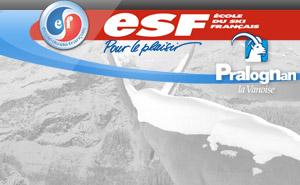 Site internet ESF Pralognan