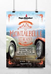 Affiche Montalbelle