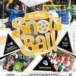 Créalp réalise l'affiche du snowball