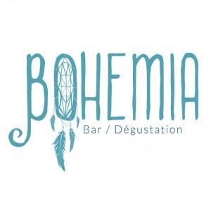 Logo Bohémia Bar