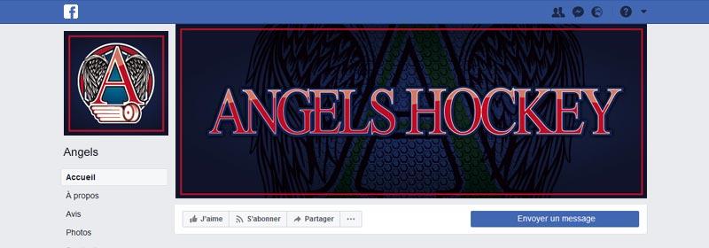Logo et bannière Facebook
