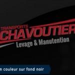Les Transports Chavoutier avaient besoin d'un nouveau logo...