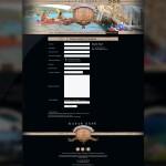 Formulaire de réservation sur le site de Kayak Expé