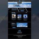 Page d'accueil du site de Snowculture